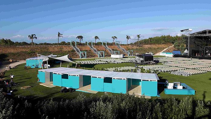strutture per eventi